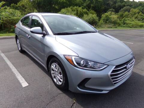 2017 Hyundai Elantra for sale at J & D Auto Sales in Dalton GA