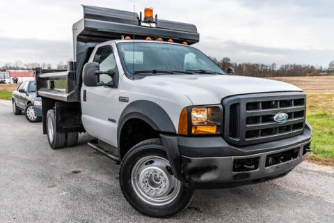 2007 Ford F-450 Super Duty for sale at Fruendly Auto Source in Moscow Mills MO