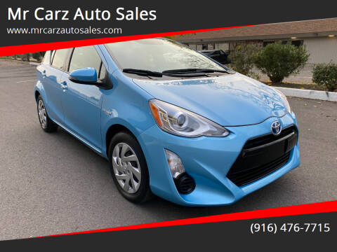 2015 Toyota Prius c for sale at Mr Carz Auto Sales in Sacramento CA