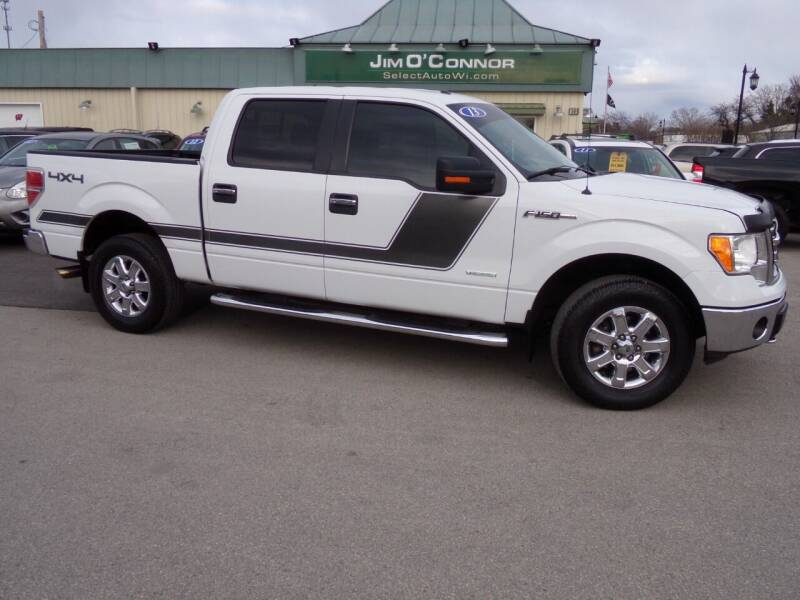 2013 Ford F-150 for sale at Jim O'Connor Select Auto in Oconomowoc WI