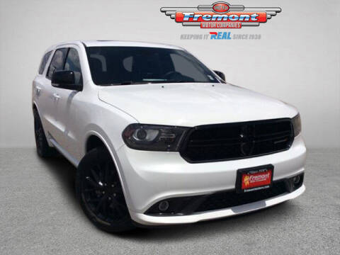 2015 Dodge Durango for sale at Rocky Mountain Commercial Trucks in Casper WY