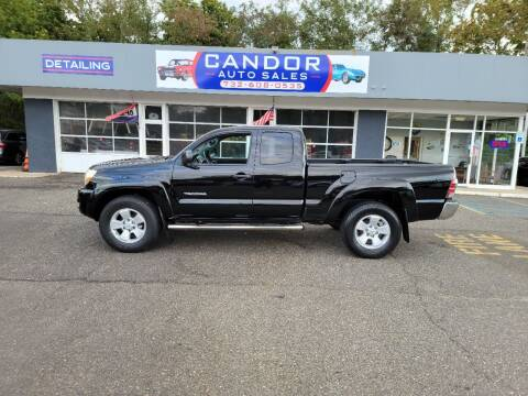 2011 Toyota Tacoma for sale at CANDOR INC in Toms River NJ