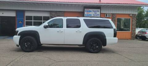 2011 Chevrolet Suburban for sale at Twin City Motors in Grand Forks ND