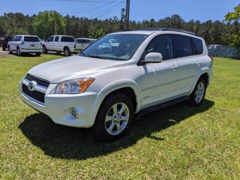 2011 Toyota RAV4 for sale at Quality Auto of Collins in Collins MS