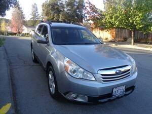 2010 Subaru Outback for sale at Inspec Auto in San Jose CA