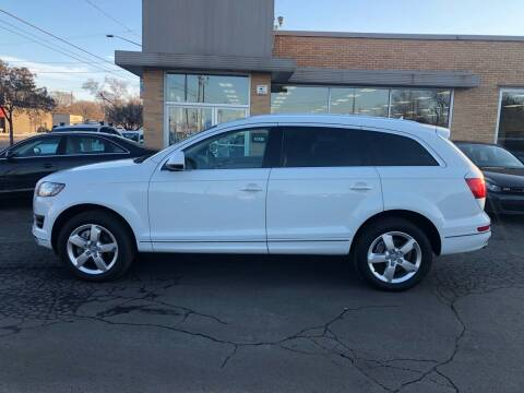 2013 Audi Q7 for sale at Auto Sport INC in Grand Rapids MI