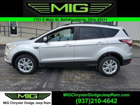 2017 Ford Escape for sale at MIG Chrysler Dodge Jeep Ram in Bellefontaine OH