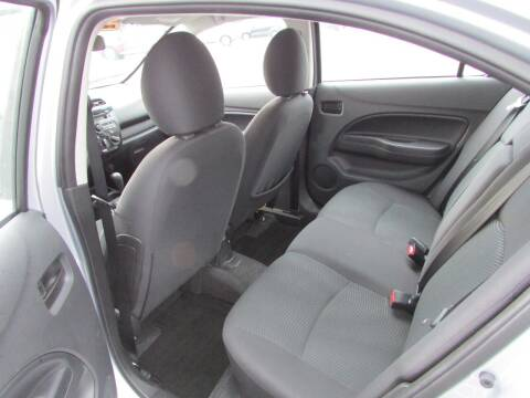 2017 Mitsubishi Mirage G4 for sale at Brubakers Auto Sales in Myerstown PA