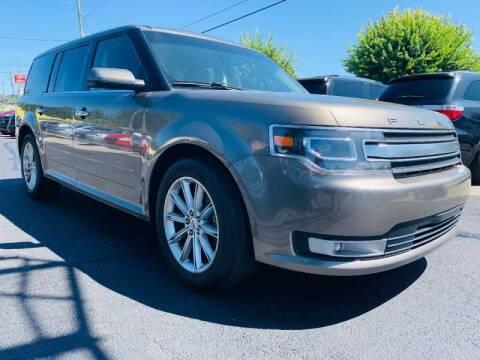 2013 Ford Flex for sale at North Georgia Auto Brokers in Snellville GA