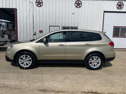 2009 Subaru Tribeca for sale at Circle T Motors INC in Gonzales TX