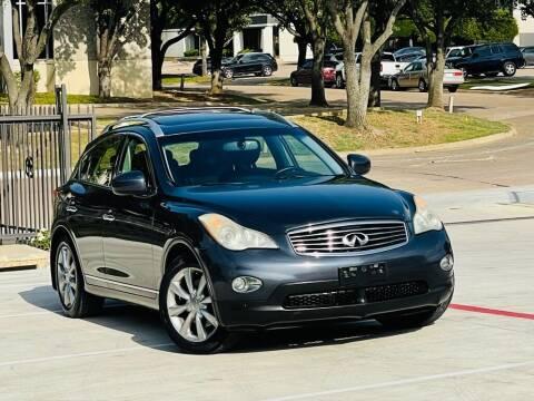 2008 Infiniti EX35 for sale at Texas Drive Auto in Dallas TX