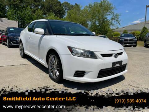 2013 Scion tC for sale at Smithfield Auto Center LLC in Smithfield NC