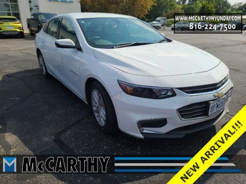 2016 Chevrolet Malibu for sale at Mr. KC Cars - McCarthy Hyundai in Blue Springs MO