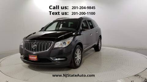 2016 Buick Enclave for sale at NJ State Auto Used Cars in Jersey City NJ