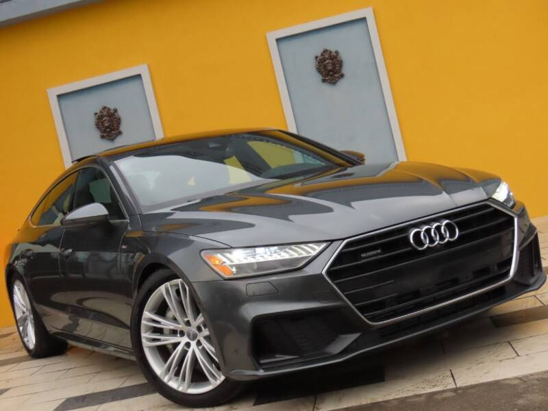 2019 Audi A7 for sale at Paradise Motor Sports LLC in Lexington KY