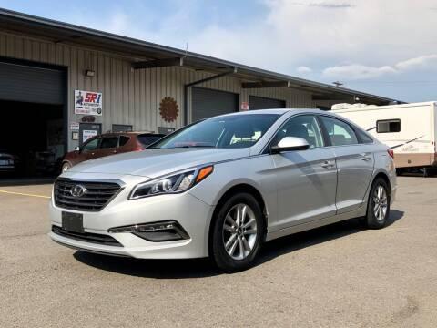2015 Hyundai Sonata for sale at DASH AUTO SALES LLC in Salem OR