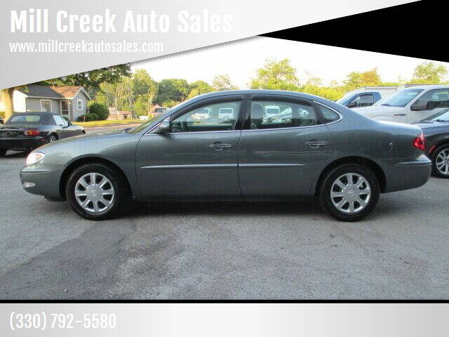 2005 Buick LaCrosse for sale at Mill Creek Auto Sales in Youngstown OH