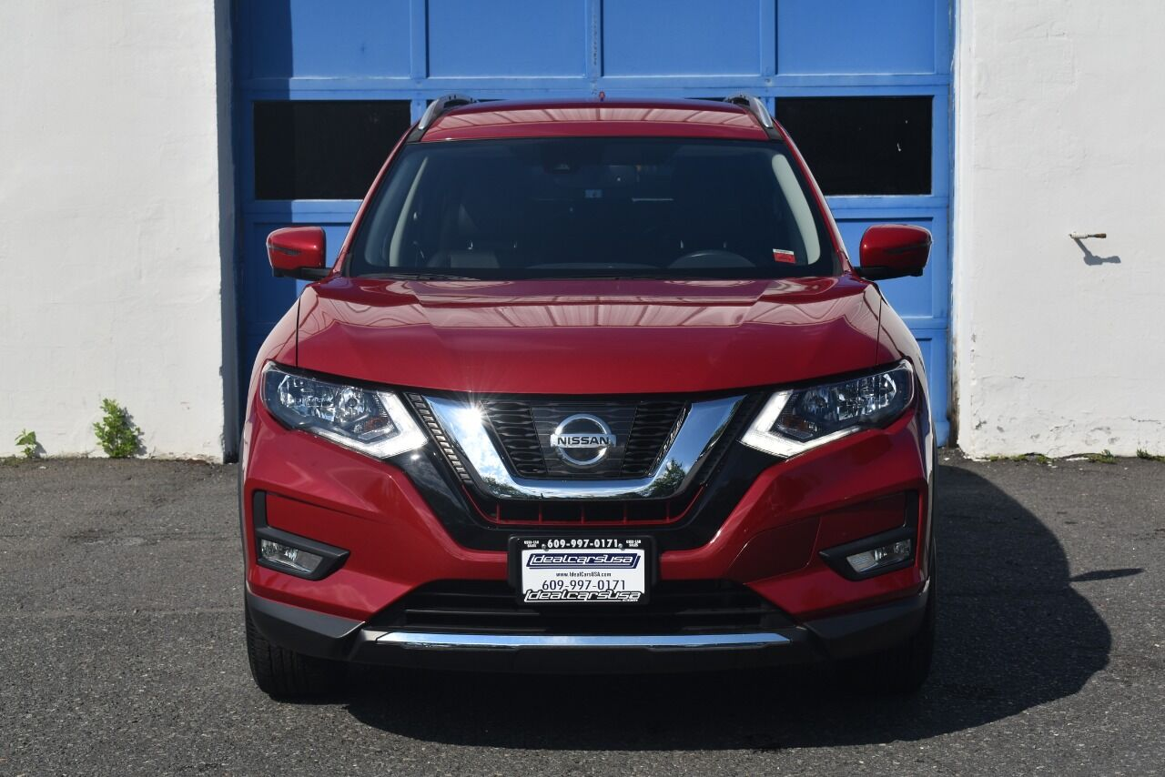 2017 Nissan Rogue SL AWD 4dr Crossover full