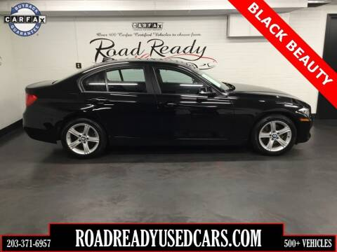 2014 BMW 3 Series for sale at Road Ready Used Cars in Ansonia CT