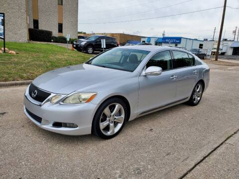 2008 Lexus GS 350 for sale at DFW Autohaus in Dallas TX