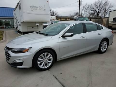 2019 Chevrolet Malibu for sale at Kell Auto Sales, Inc - Grace Street in Wichita Falls TX