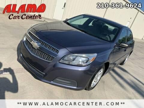2013 Chevrolet Malibu for sale at Alamo Car Center in San Antonio TX