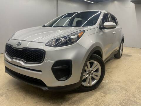 2017 Kia Sportage for sale at Flash Auto Sales in Garland TX