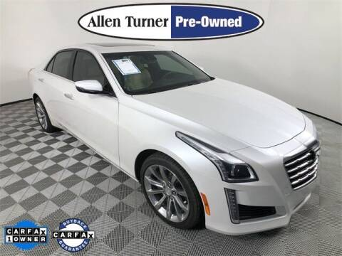 2019 Cadillac CTS for sale at Allen Turner Hyundai in Pensacola FL