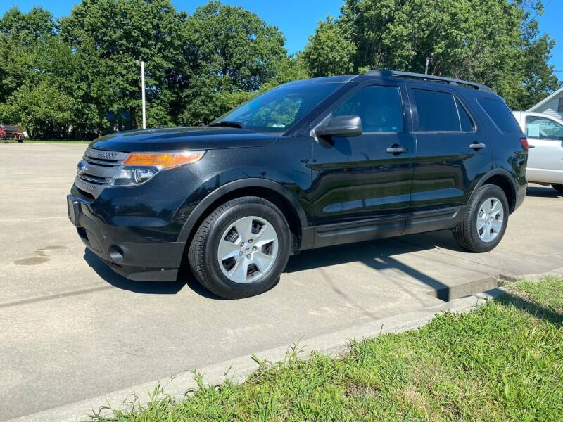 2013 Ford Explorer for sale at Car Credit Connection in Clinton MO