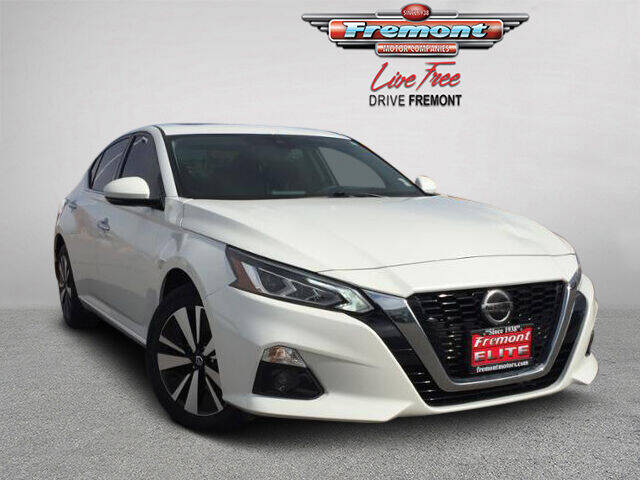 2019 Nissan Altima for sale at Rocky Mountain Commercial Trucks in Casper WY