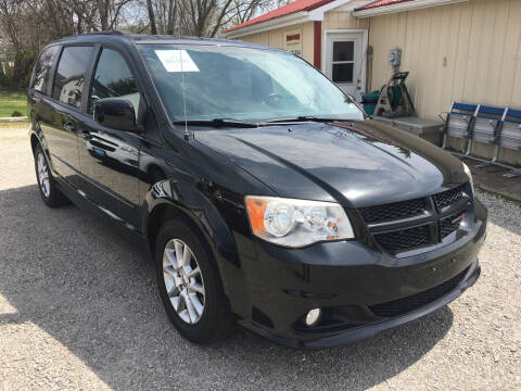 2013 Dodge Grand Caravan for sale at Woody's Auto Sales in Jackson MO