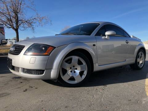 2001 Audi TT for sale at All-Star Auto Brokers in Layton UT