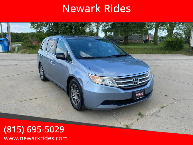 2013 Honda Odyssey for sale at Newark Rides in Newark IL