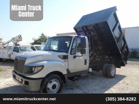2013 International TerraStar for sale at Miami Truck Center in Hialeah FL