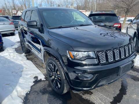 2018 Jeep Grand Cherokee for sale at RS Motors in Falconer NY