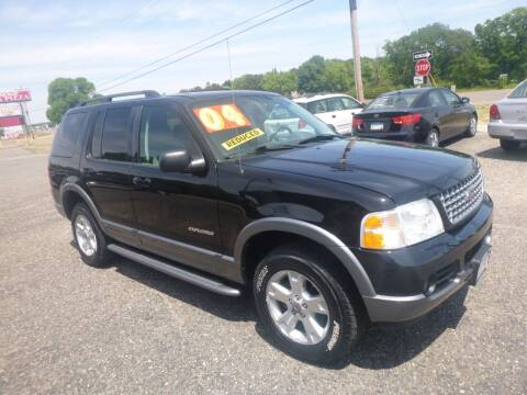 2004 Ford Explorer for sale at Country Side Car Sales in Elk River MN