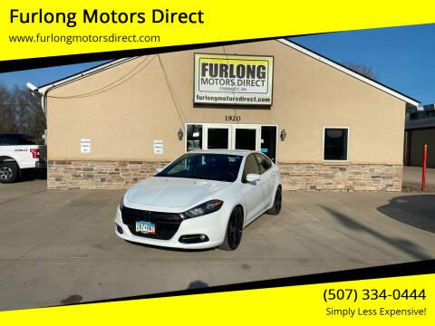 2015 Dodge Dart for sale at Furlong Motors Direct in Faribault MN