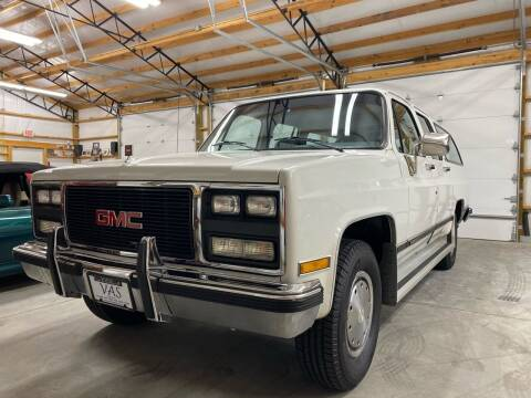 1989 GMC Suburban for sale at Viewmont Auto Sales in Hickory NC