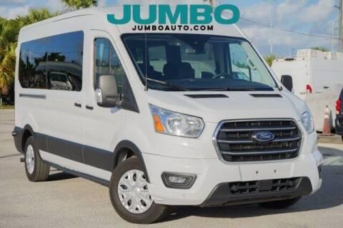 2020 Ford Transit Passenger for sale at JumboAutoGroup.com - Jumboauto.com in Hollywood FL