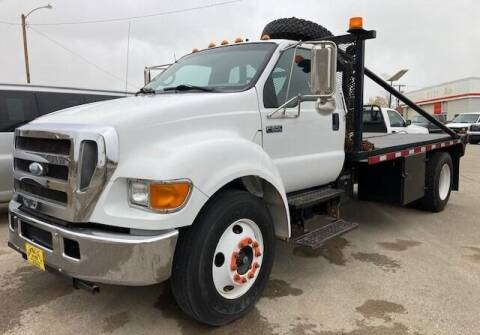 2007 Ford F-650 Super Duty for sale at Central City Auto West in Lewistown MT