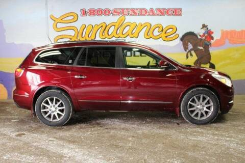 2016 Buick Enclave for sale at Sundance Chevrolet in Grand Ledge MI