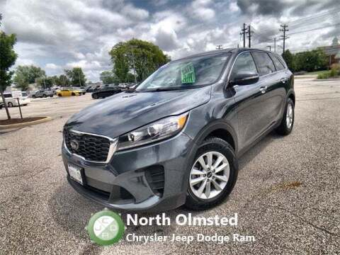 2020 Kia Sorento for sale at North Olmsted Chrysler Jeep Dodge Ram in North Olmsted OH