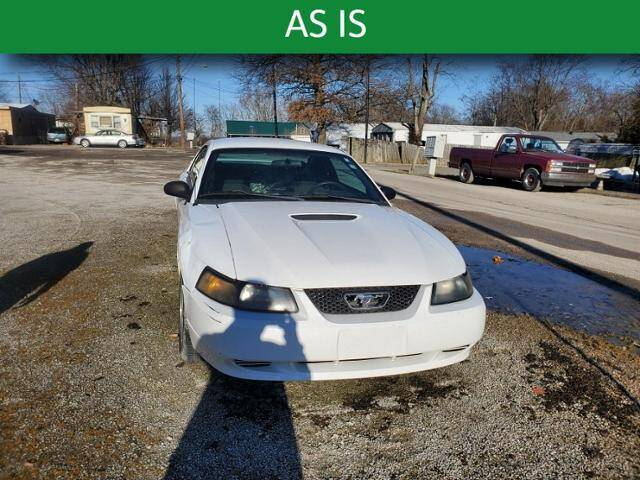 2001 Ford Mustang for sale at Browning Chevrolet in Eminence KY