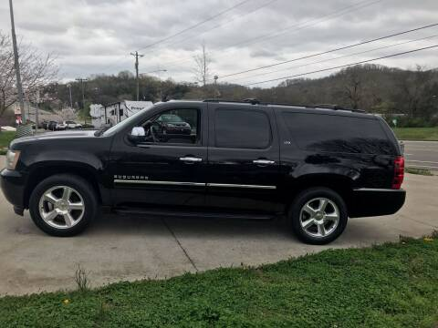 2009 Chevrolet Suburban for sale at HIGHWAY 12 MOTORSPORTS in Nashville TN