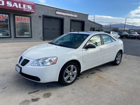 2007 Pontiac G6 for sale at Auto Image Auto Sales in Pocatello ID