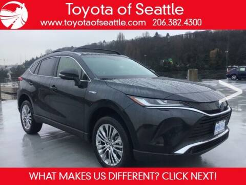 2021 Toyota Venza for sale at Toyota of Seattle in Seattle WA