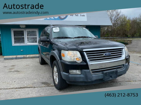 2006 Ford Explorer for sale at Autostrade in Indianapolis IN