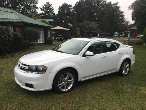2014 Dodge Avenger for sale at March Motorcars in Lexington NC