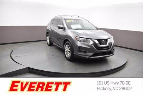 2019 Nissan Rogue for sale at Everett Chevrolet Buick GMC in Hickory NC