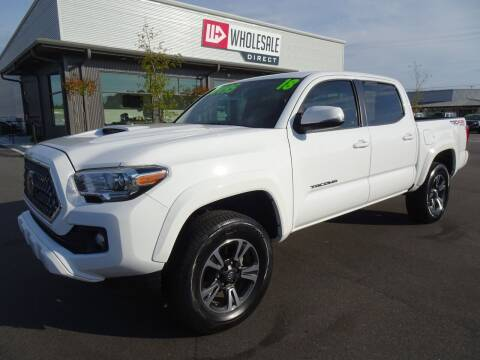 2018 Toyota Tacoma for sale at Wholesale Direct in Wilmington NC